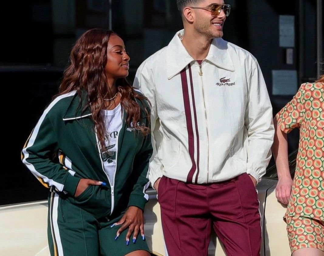 SPOTTED: Fai Khadra & Justine Skye Shoot 'Ricky Regal' Campaign
