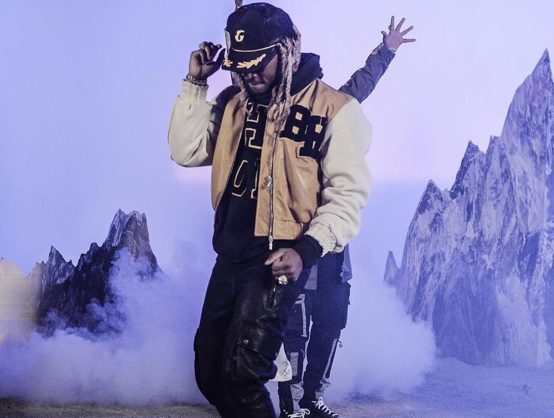 SPOTTED: Future Shoots Video with Euro Gotit in Rhude & Rick Owens