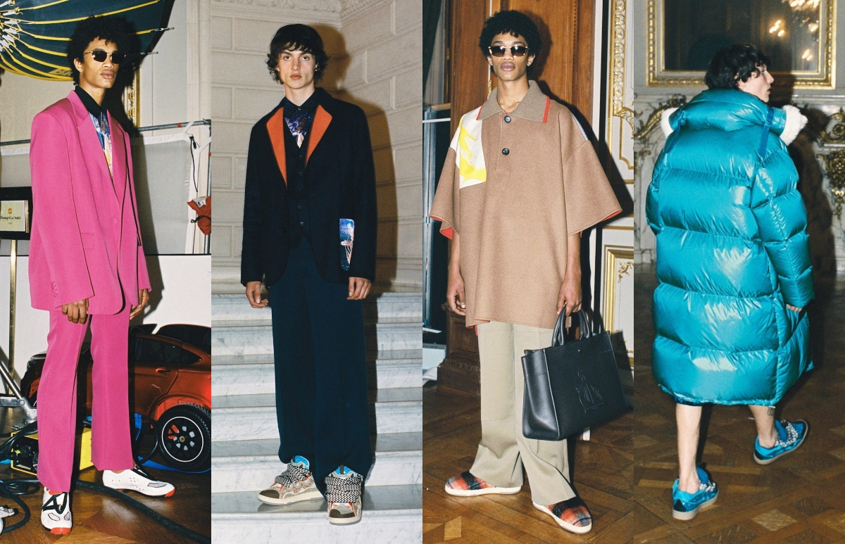 Lanvin Autumn/Winter 2021 Menswear Collection