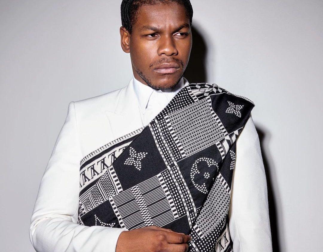 SPOTTED: John Boyega Accepts Critics Choice Award in Louis Vuitton Menswear