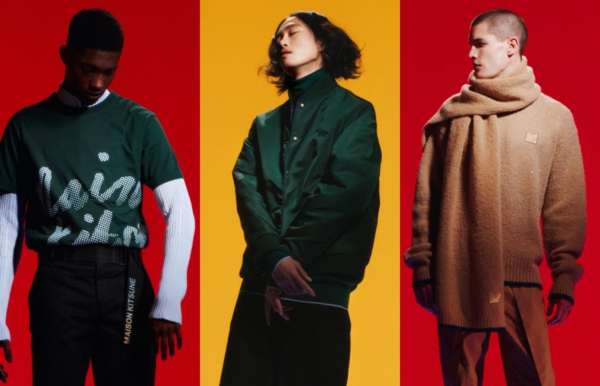 Maison Kitsuné Autumn/Winter 2021 Collection
