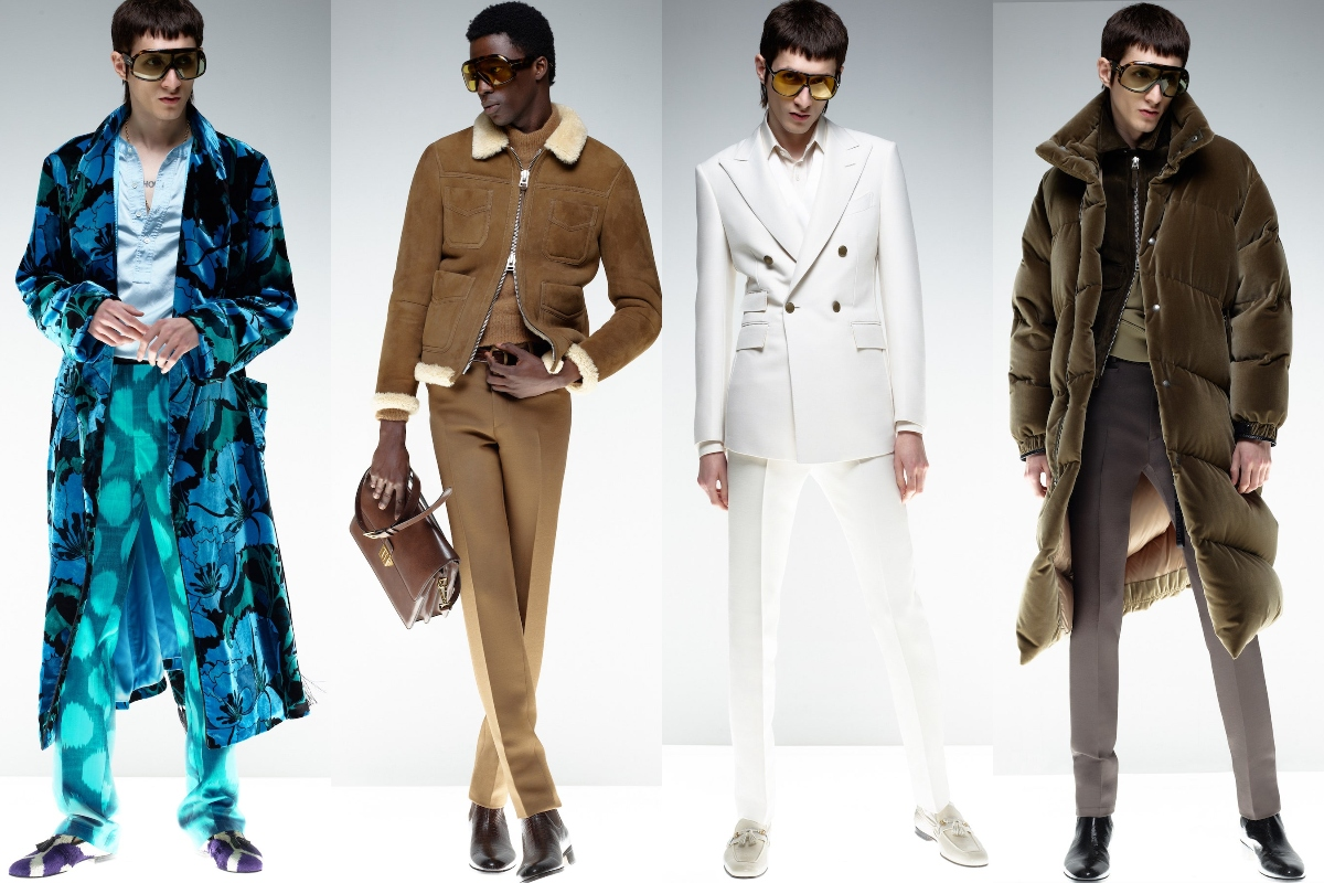 Tom Ford Autumn/Winter 2021 Collection