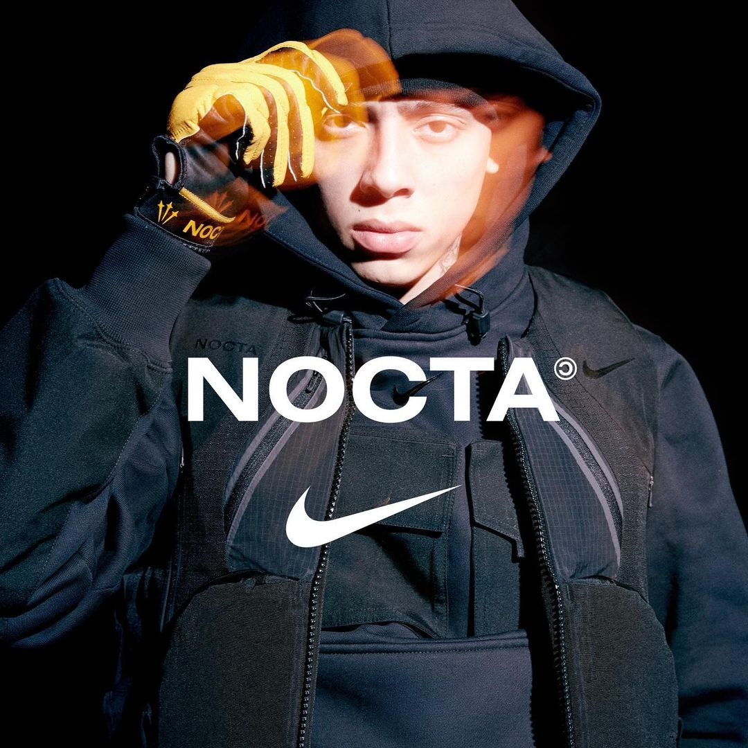Drake Unveils new NOCTA Promo Starring British Rapper Central Cee