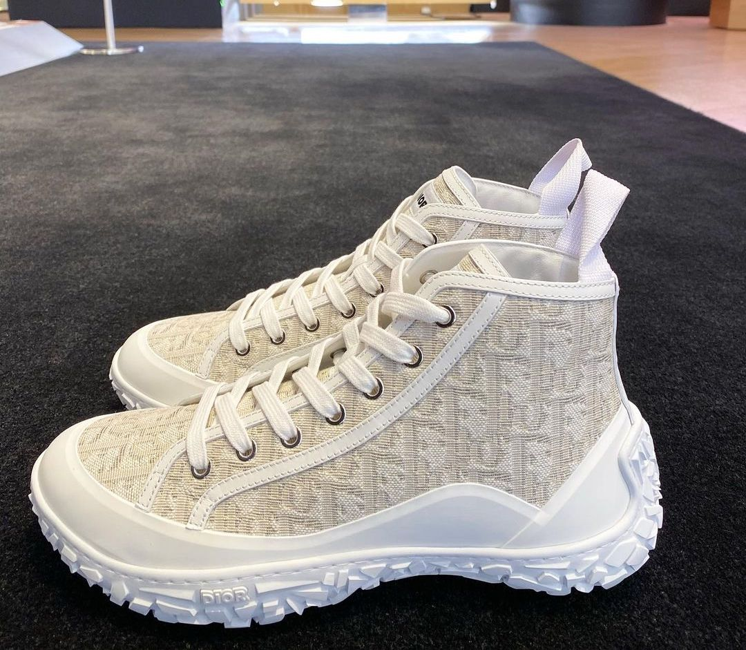 PAUSE or Skip: Dior Men B28 High-Top Trainers