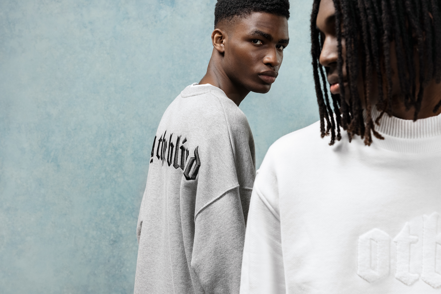 Only The Blind Unwrap Spring/Summer 2021 Collection 'Ocean Haze'