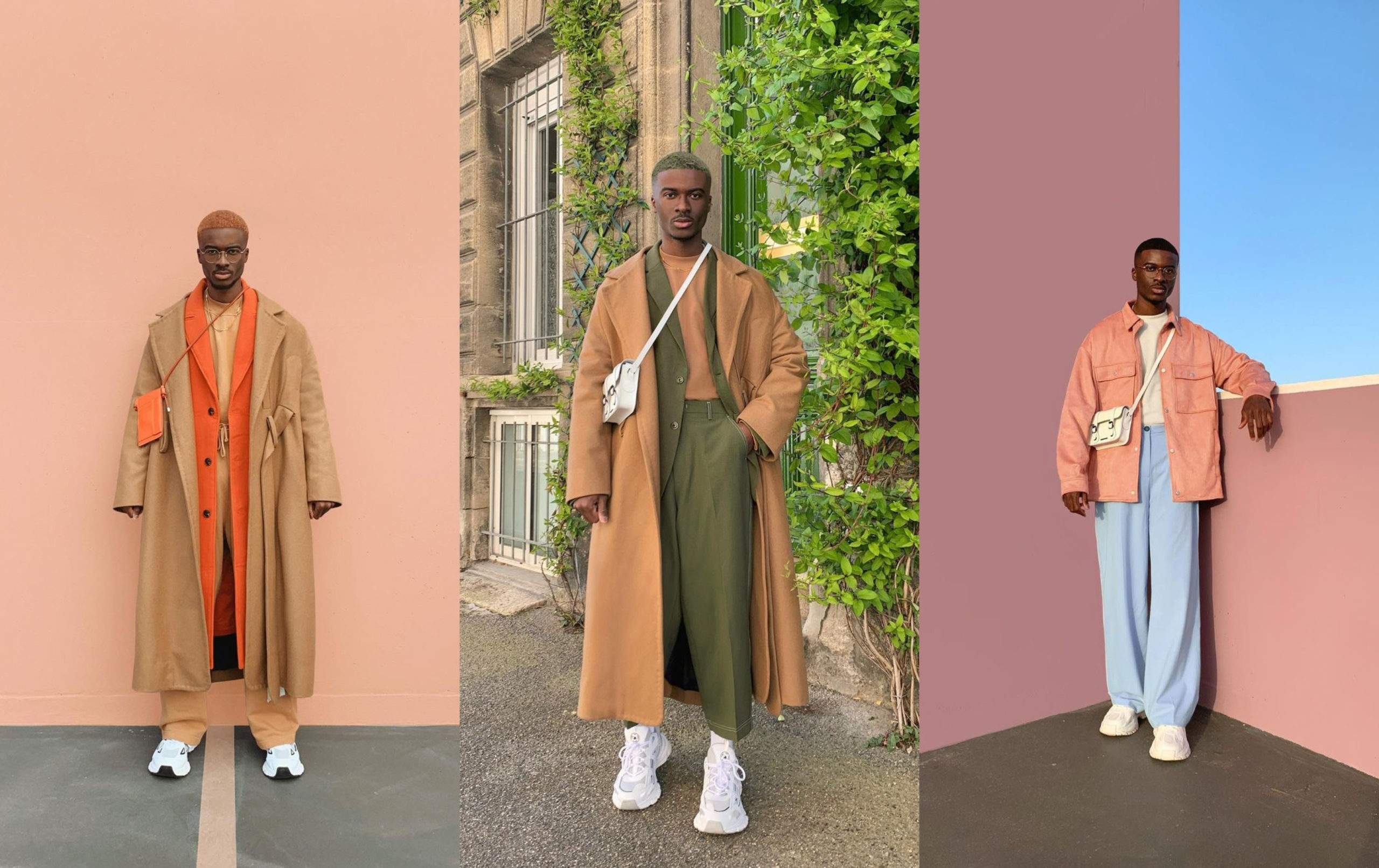 Dan Clemt Presents his Colourful selection of Must-Have Items