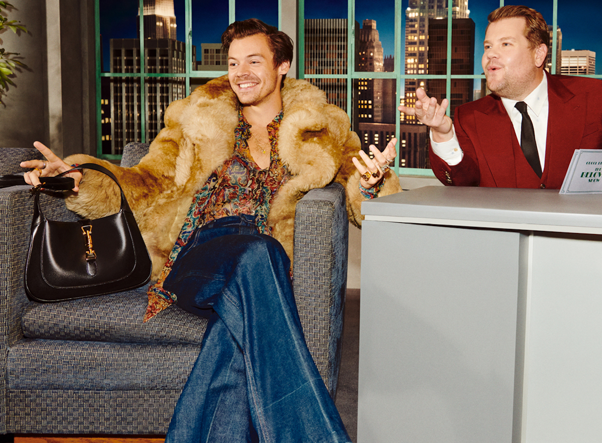 Gucci Debut Late-Night TV Show Themed 'Gucci Beloved' Campaign