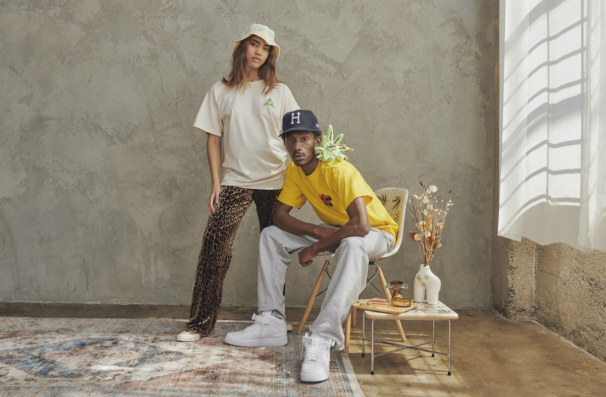HUF Unveil This Year's 420 Capsule Collection