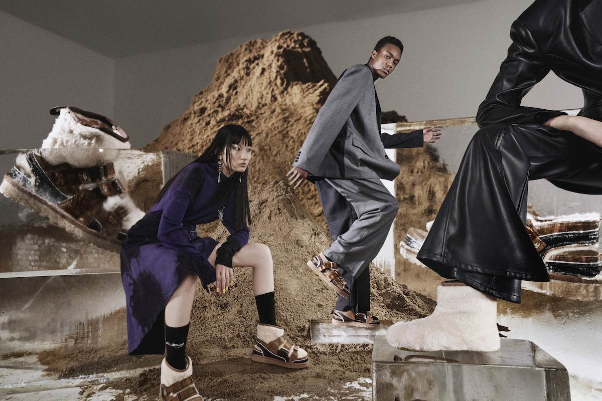 UGG x Feng Chen Wang Announce Modular Sandal Boot Collaboration