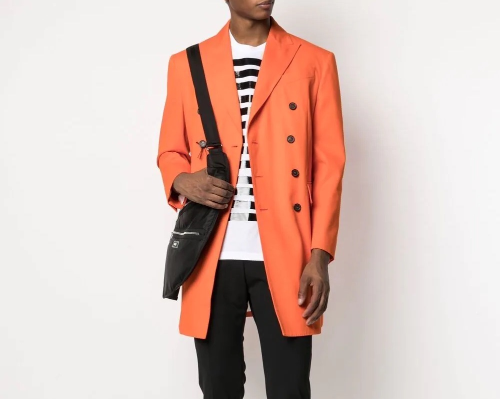 PAUSE or Skip: Dsquared2 Double Breasted Coat
