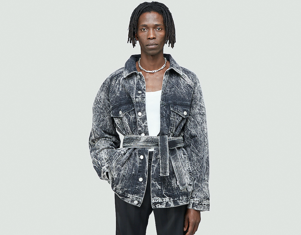 PAUSE or Skip: Martine Rose Fountain Jacket