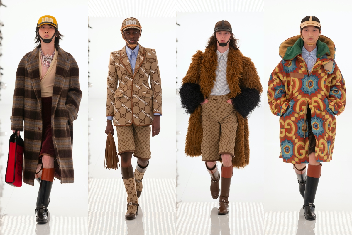 Gucci Autumn/Winter 2021 'Aria' Collection