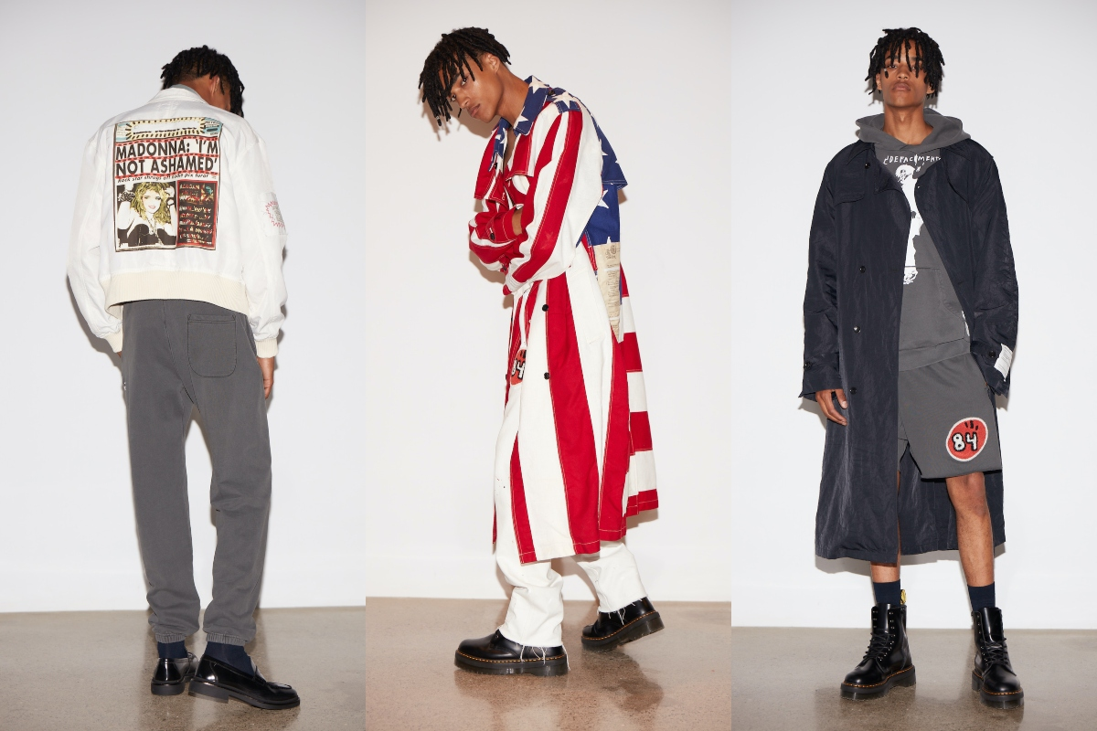 Mr. Saturday's Spring/Summer 2021 Collection Arrives Online Today