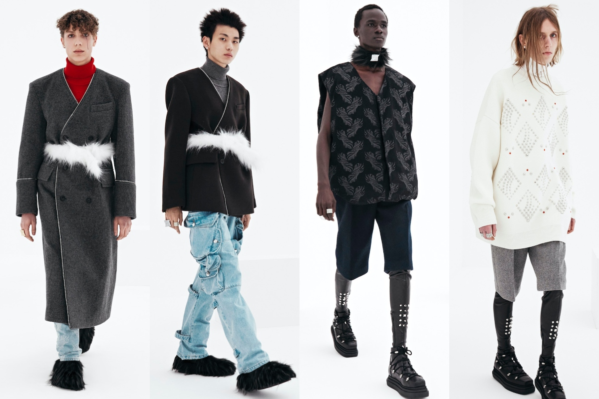WE11DONE Autumn/Winter 2021 Collection