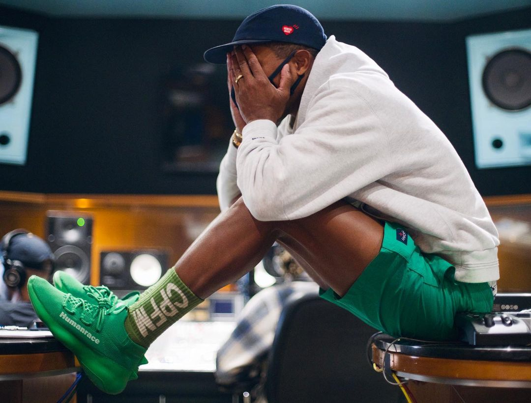 SPOTTED: Pharrell keeps it Simple in Human Race & Cactus Plant Flea Market