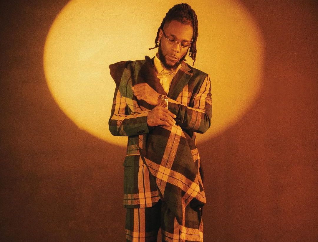 SPOTTED: Burna Boy dons Louis Vuitton for British GQ
