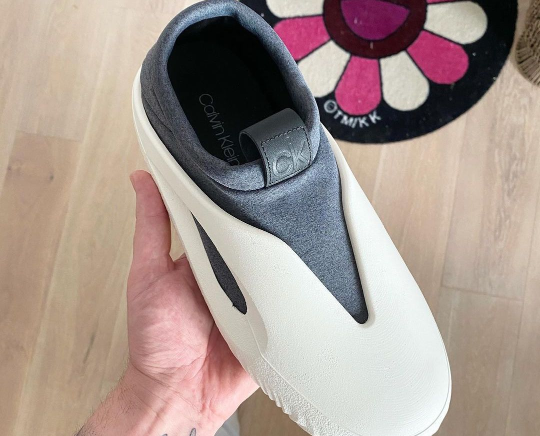 Images of Pending Calvin Klein x Heron Preston 3D Printed Trainers Surface Online