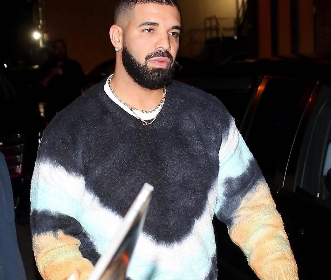 SPOTTED: Drake steps out in West Hollywood in Celine