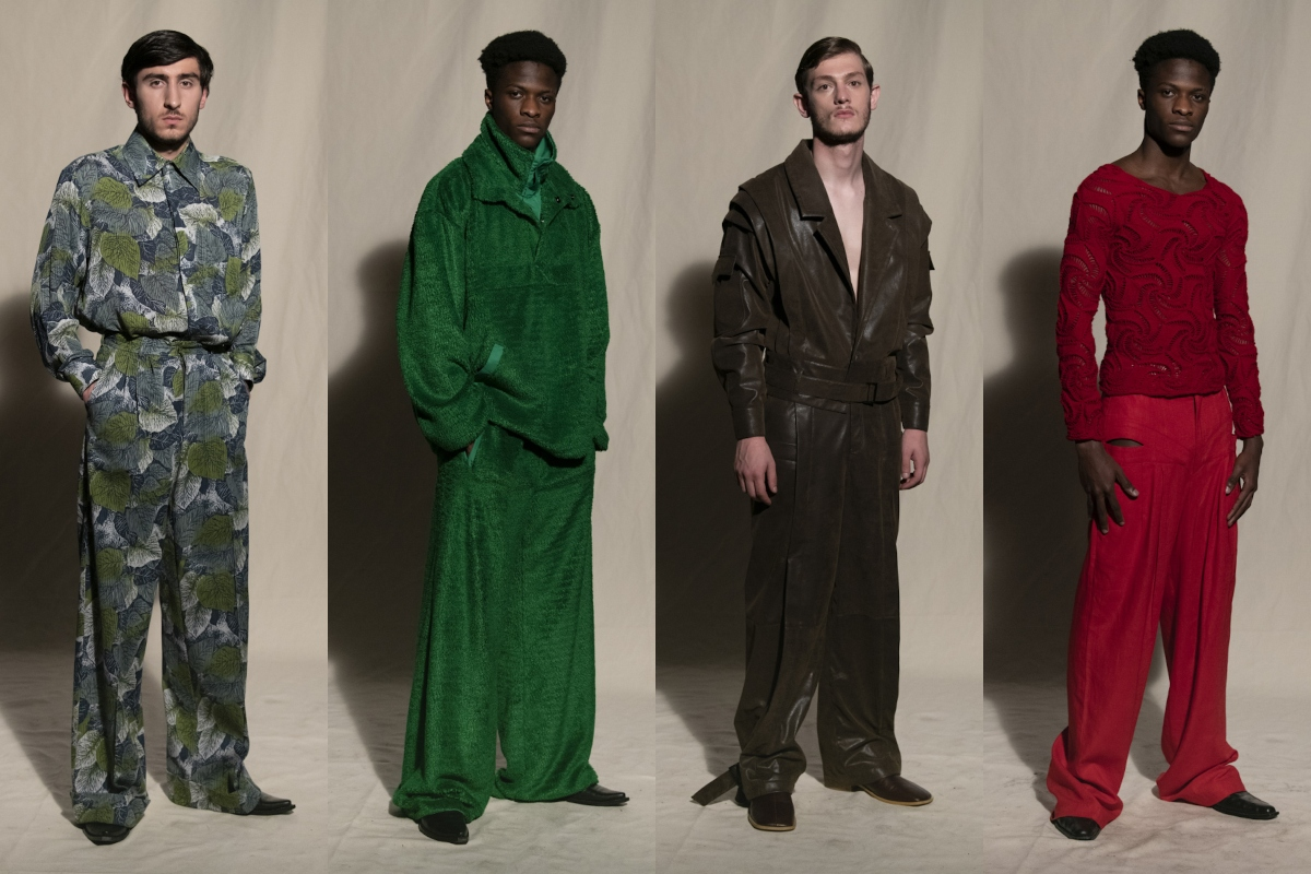 SITUATIONIST Autumn/Winter 2021 Collection