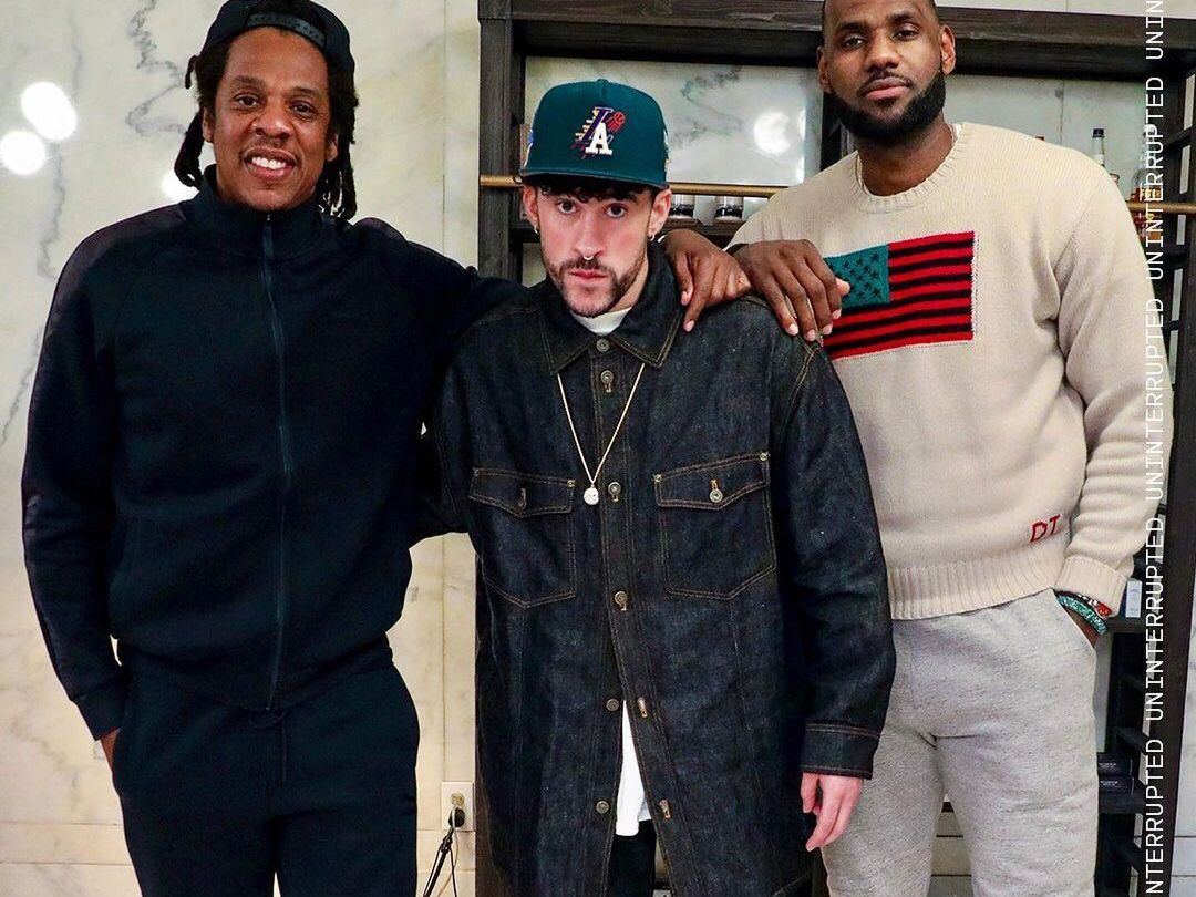 SPOTTED: LeBron James, Jay Z & Bad Bunny in LOEWE, Nike & more