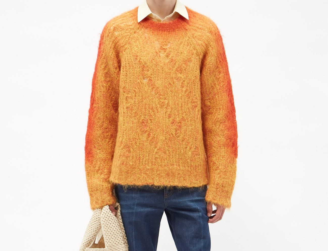 PAUSE or Skip: Marni Mohair-Blend Sweater