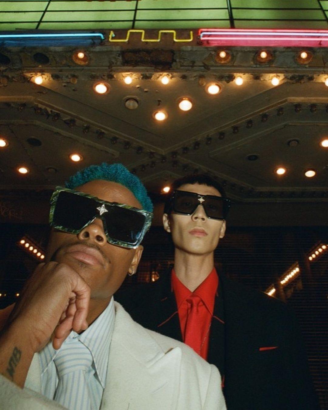 Virgil Abloh shares Louis Vuitton's Latest Sunglasses