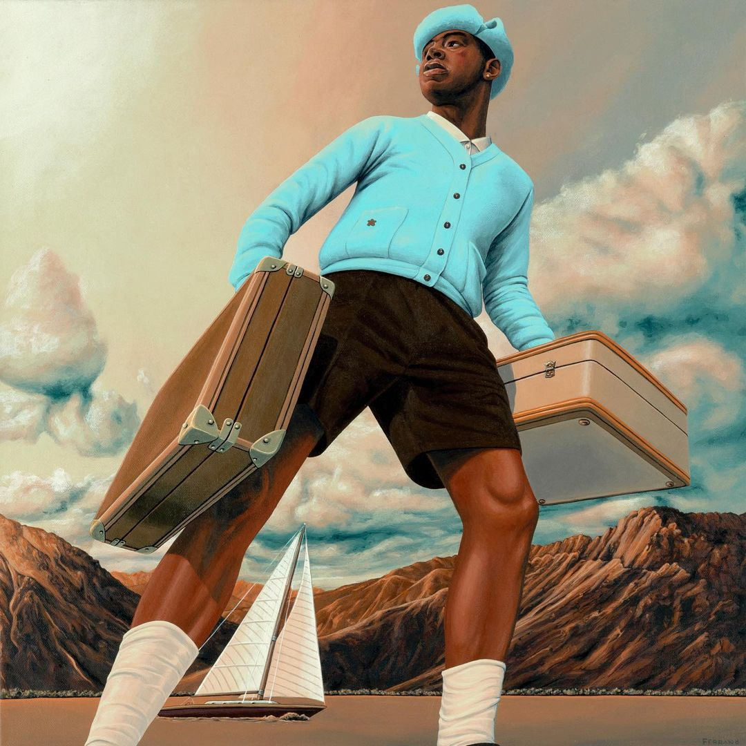 SPOTTED: Tyler, The Creator Announces new Album Release