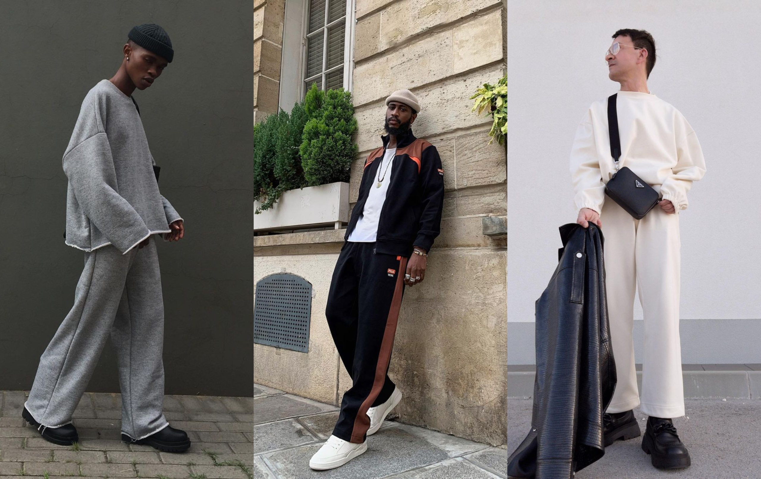 PAUSE Highlights: Keeping Cosy in Tracksuits
