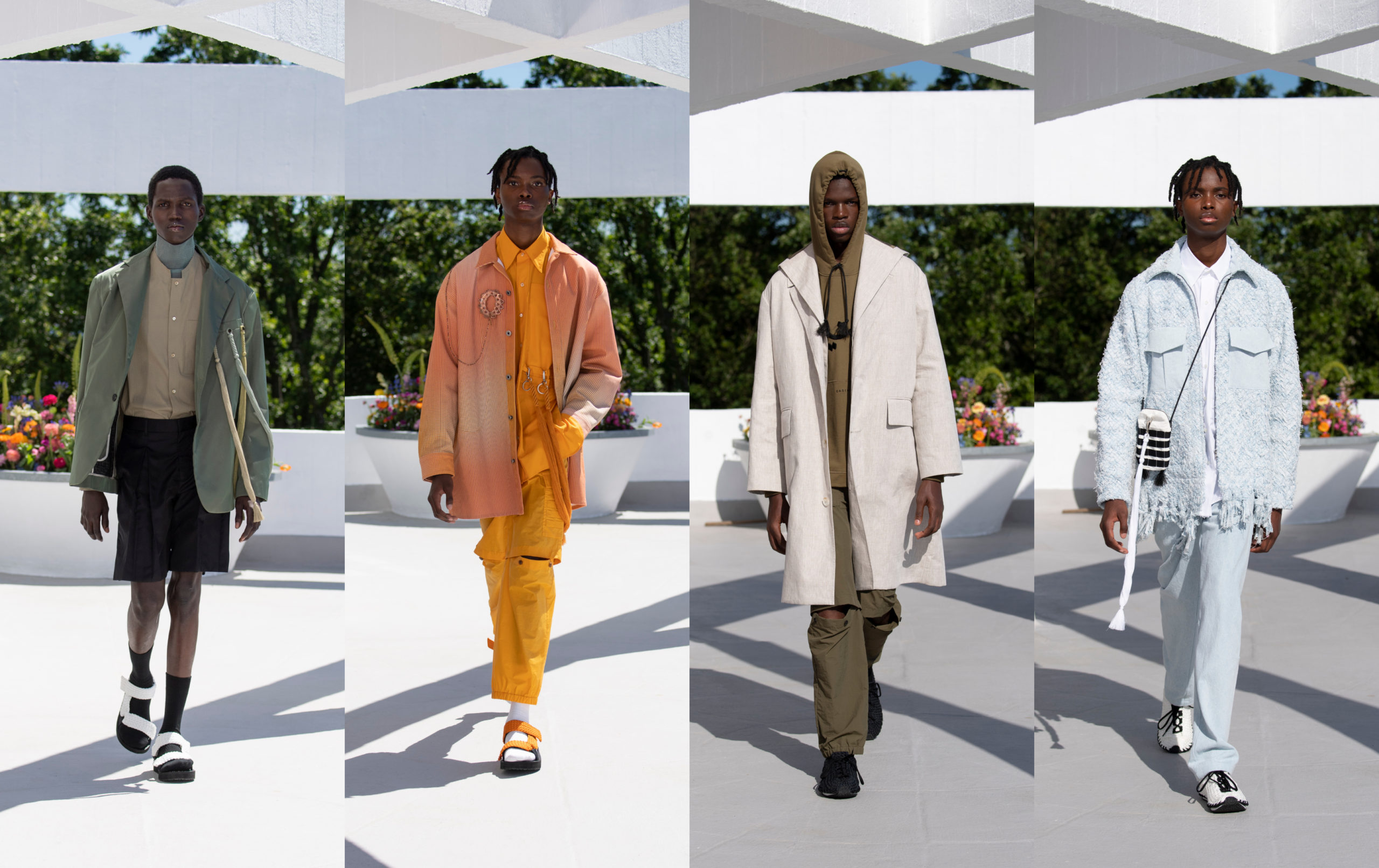 LFW: Qasimi Spring/Summer 2022 Collection & Interview