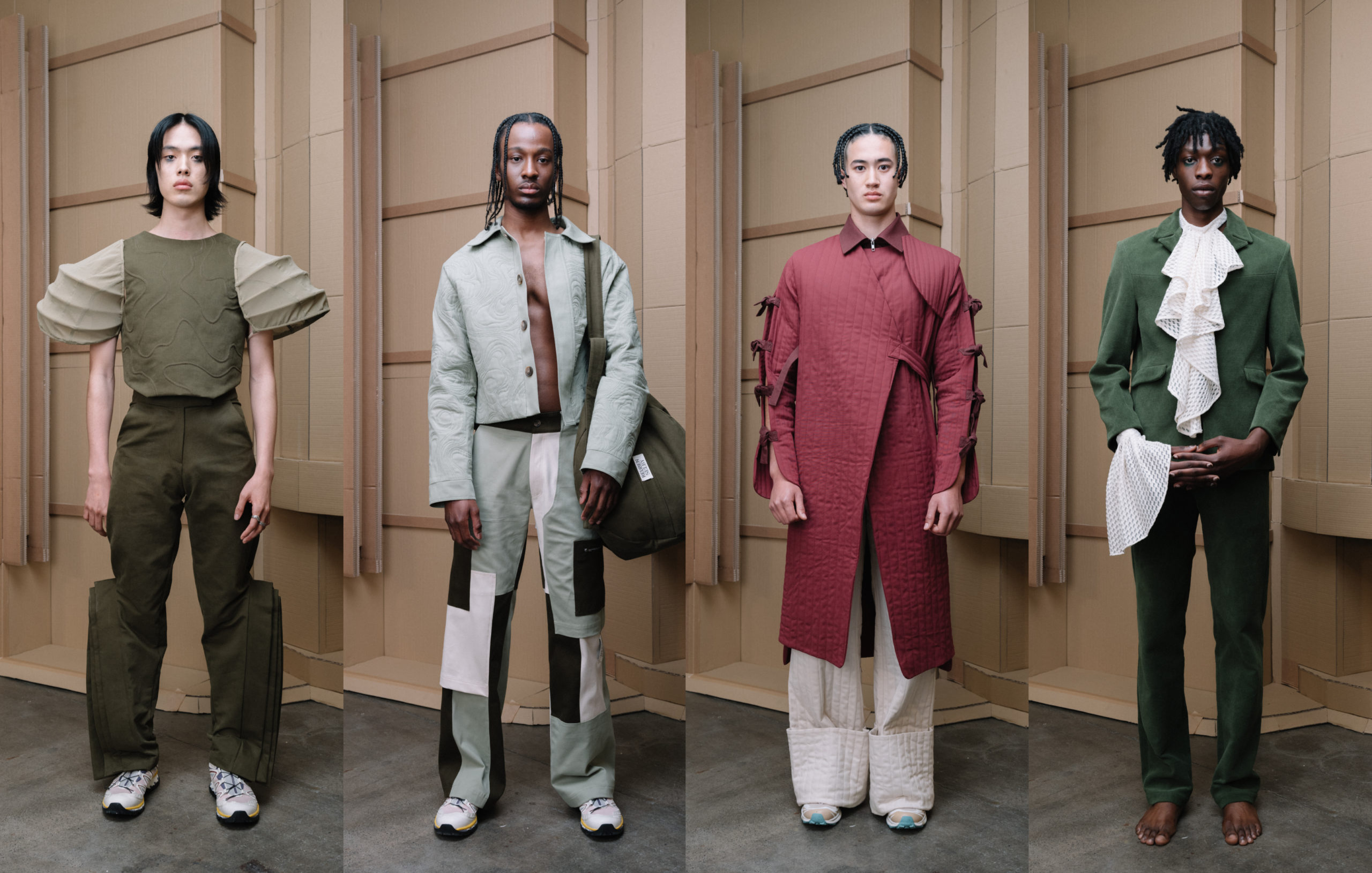 LFW: Reuben Selby Spring/Summer 2022 Collection & Interview
