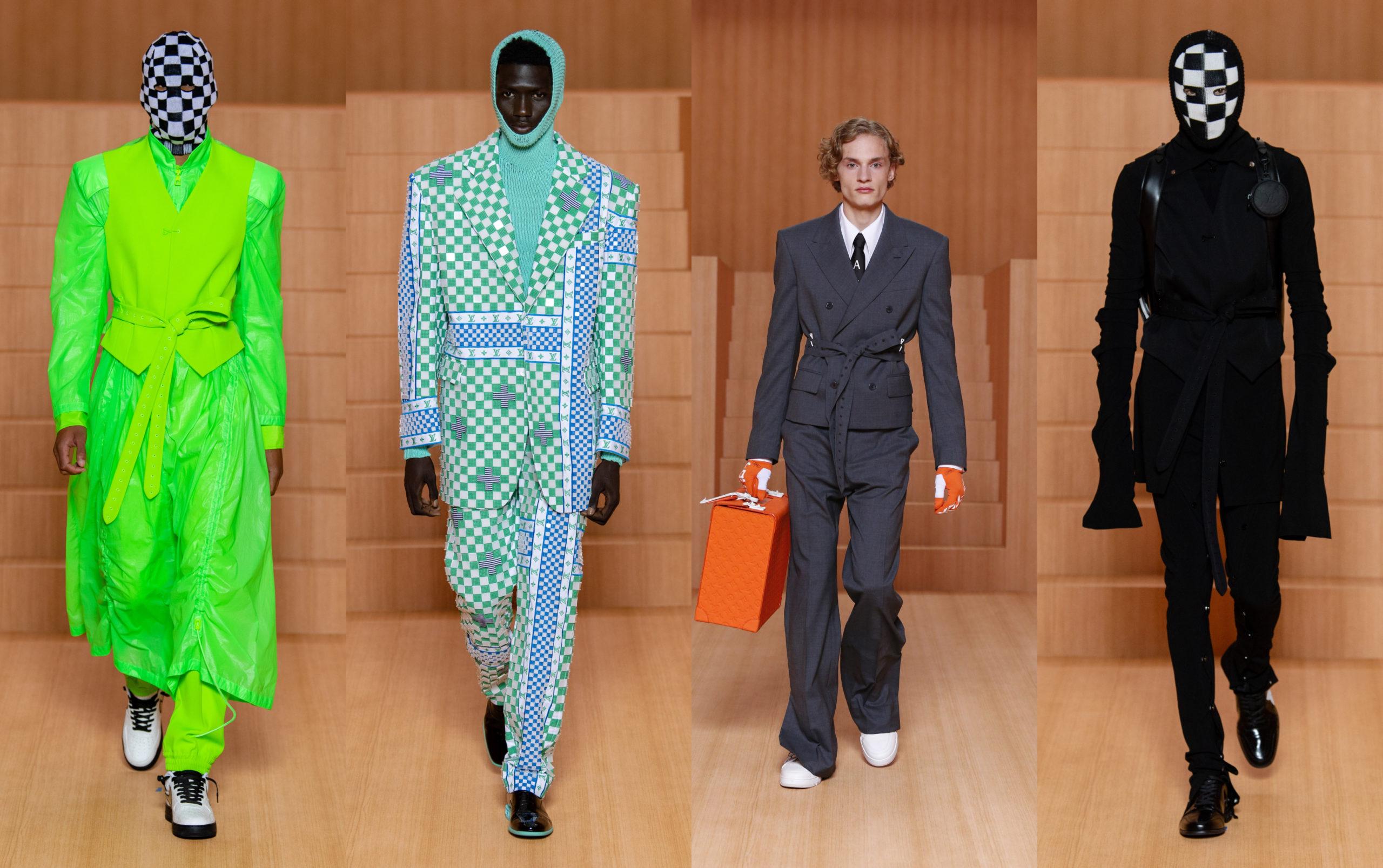 Louis Vuitton Spring/Summer 2022 Menswear Collection