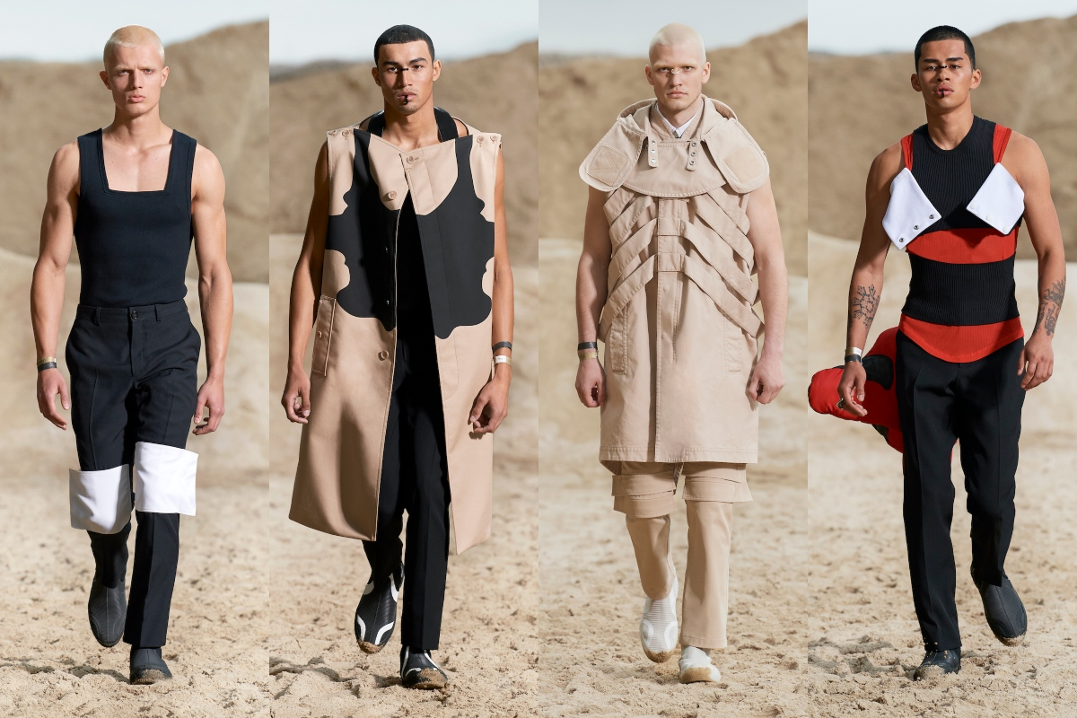 Burberry Spring/Summer 2022 Menswear Collection