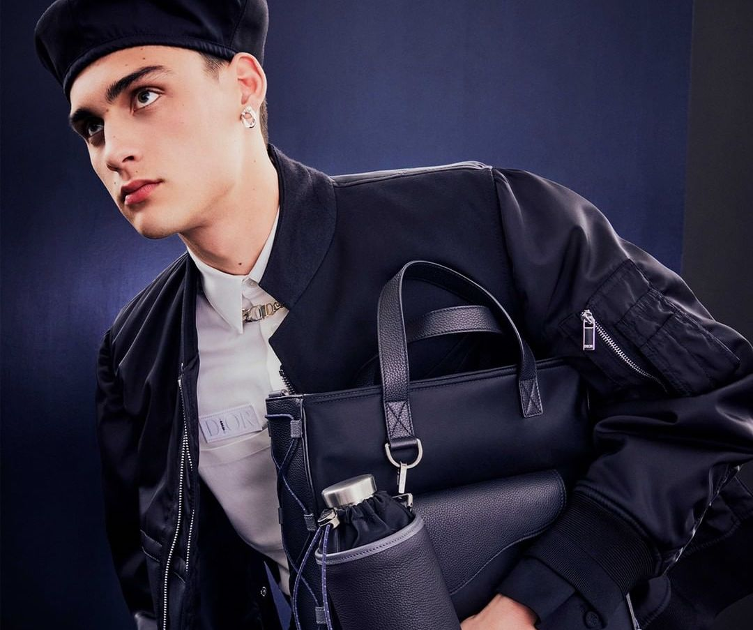 Dior & Sacai Team Up for Co-Branded Collaborative Collection