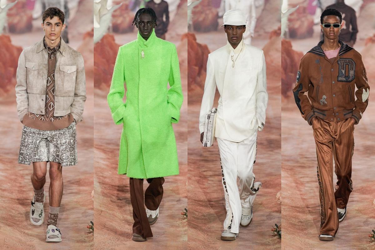 PFW: Dior Men Spring/Summer 2022 Collection