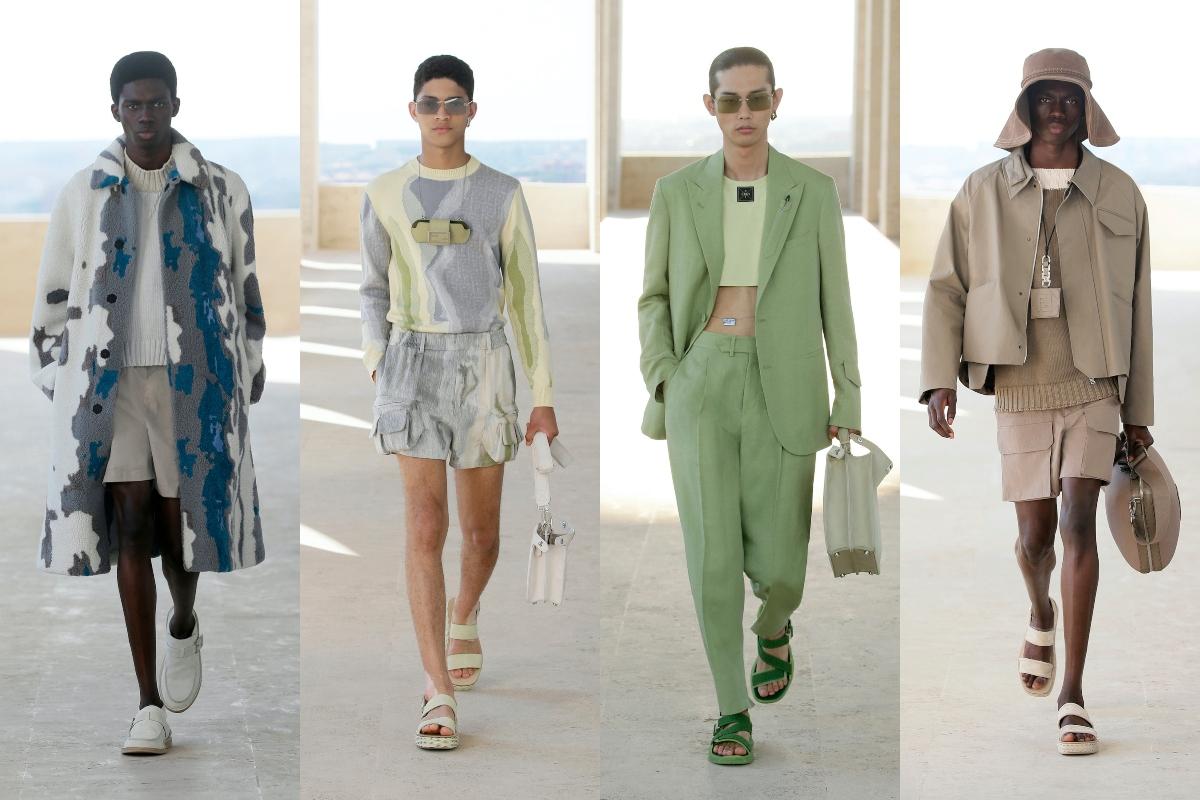 Fendi Spring/Summer 2022 Menswear Collection