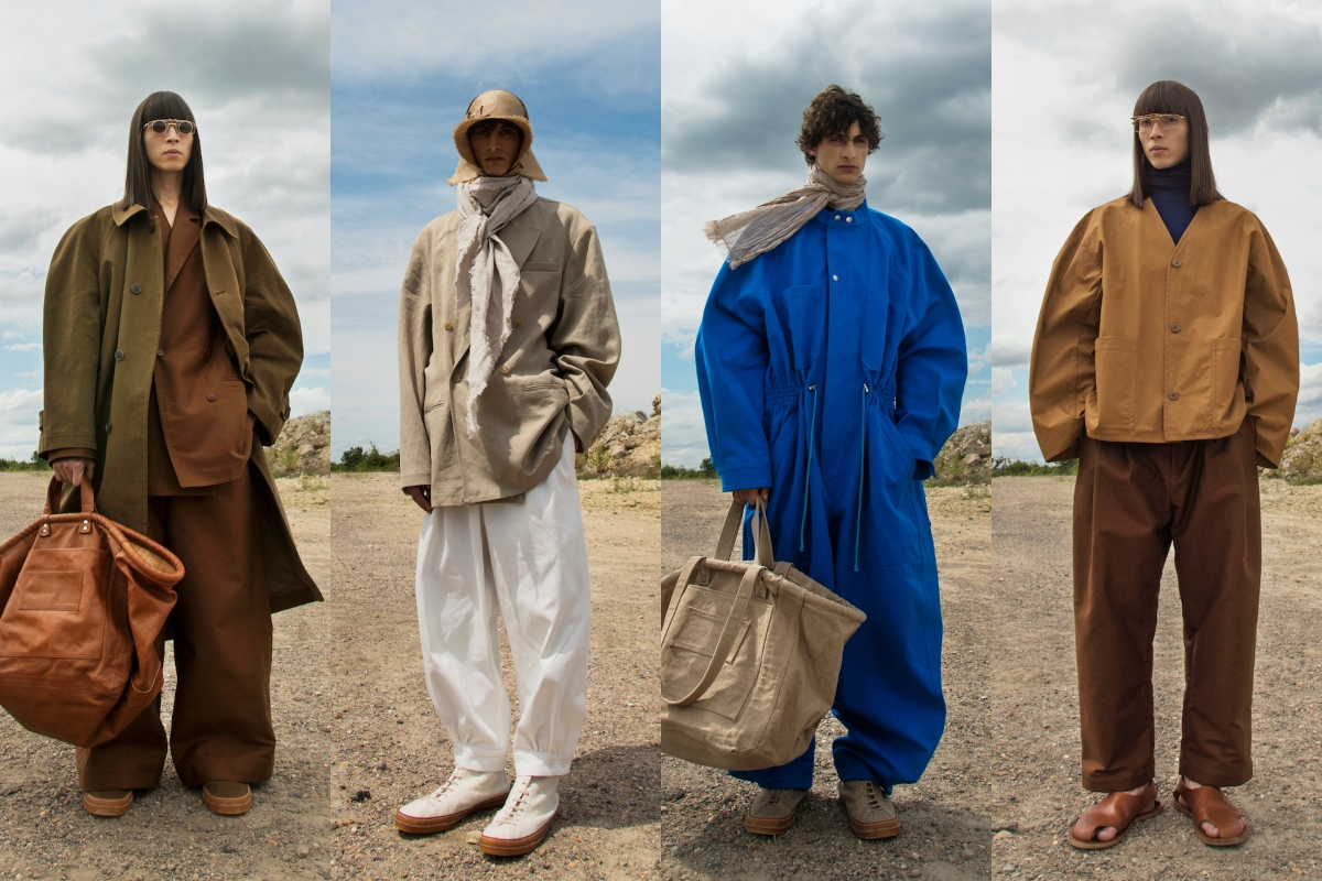 PFW: Hed Mayner Spring/Summer 2022 Collection