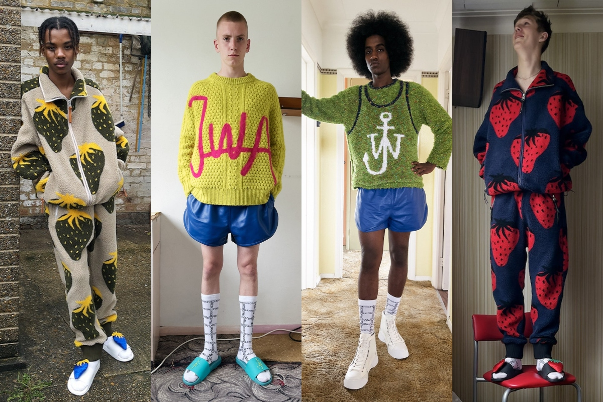 PFW: JW Anderson Spring/Summer 2022 Collection