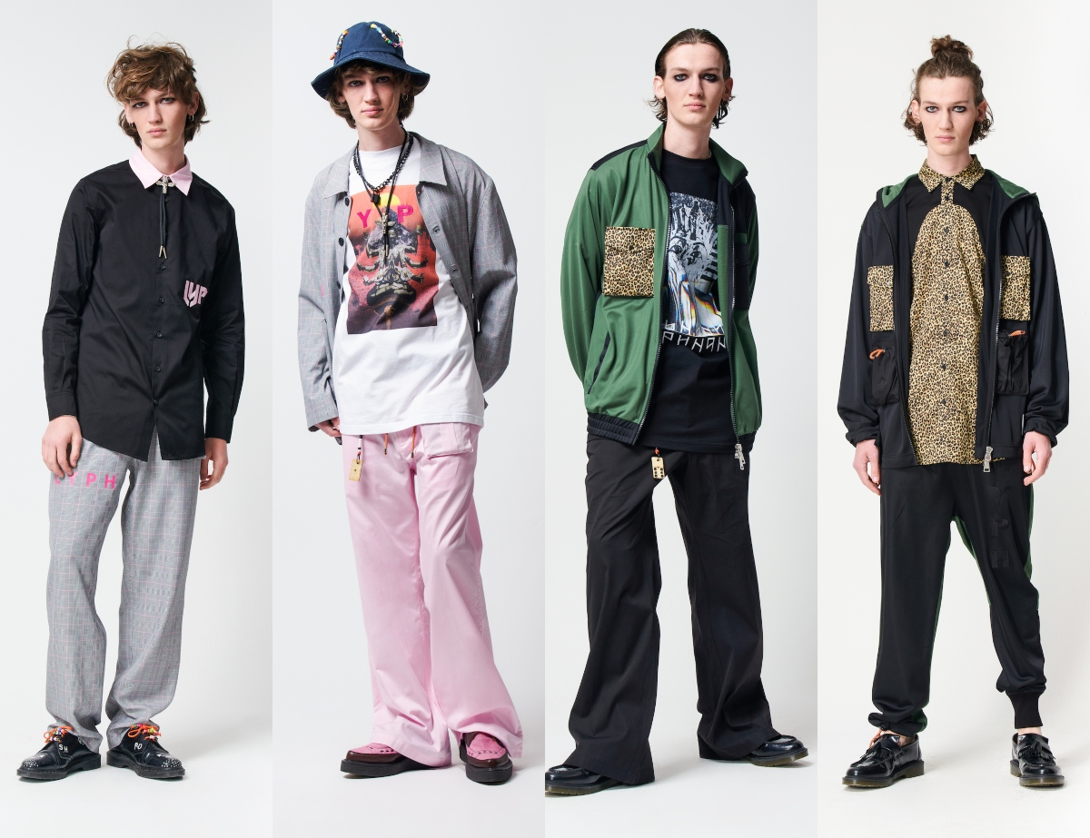 LFW: LYPH Spring/Summer 2022 Collection