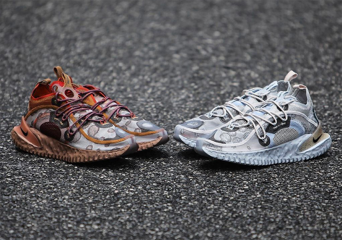 Nike Launches Two New ISPA Flow Colourways