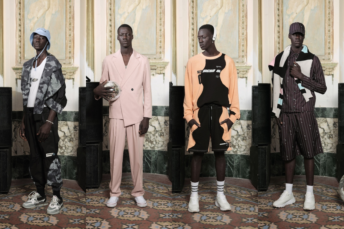 MFW: NUMERO 00 Spring/Summer 2022 Collection