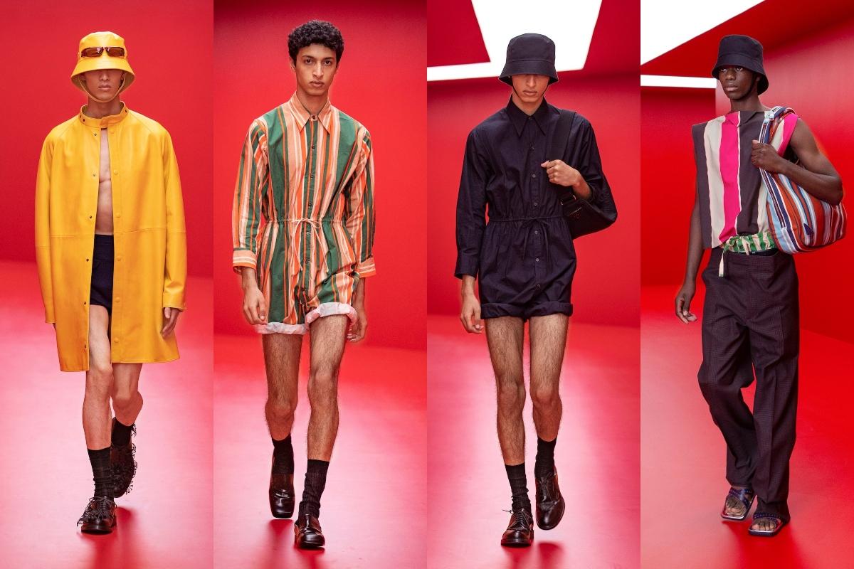 MFW: Prada Spring/Summer 2022 Menswear Collection