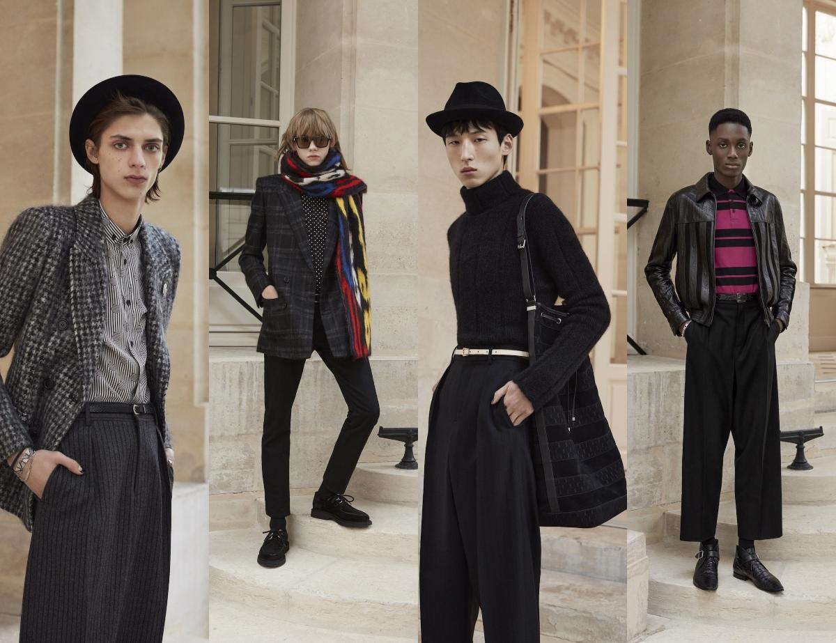 Saint Laurent Menswear Autumn/Winter 2021 Collection