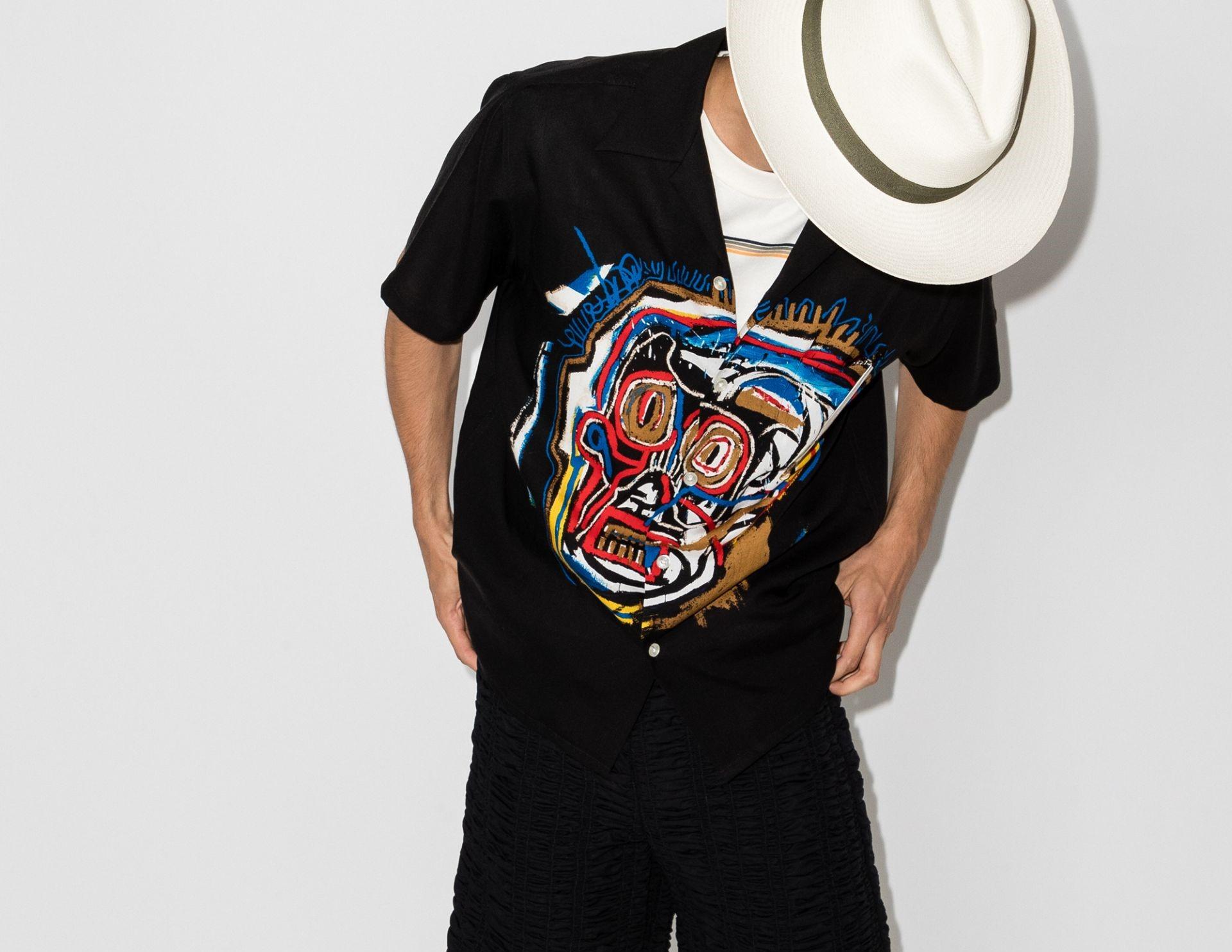 PAUSE or Skip: Wacko Maria X Jean-Michel Basquiat Shirt
