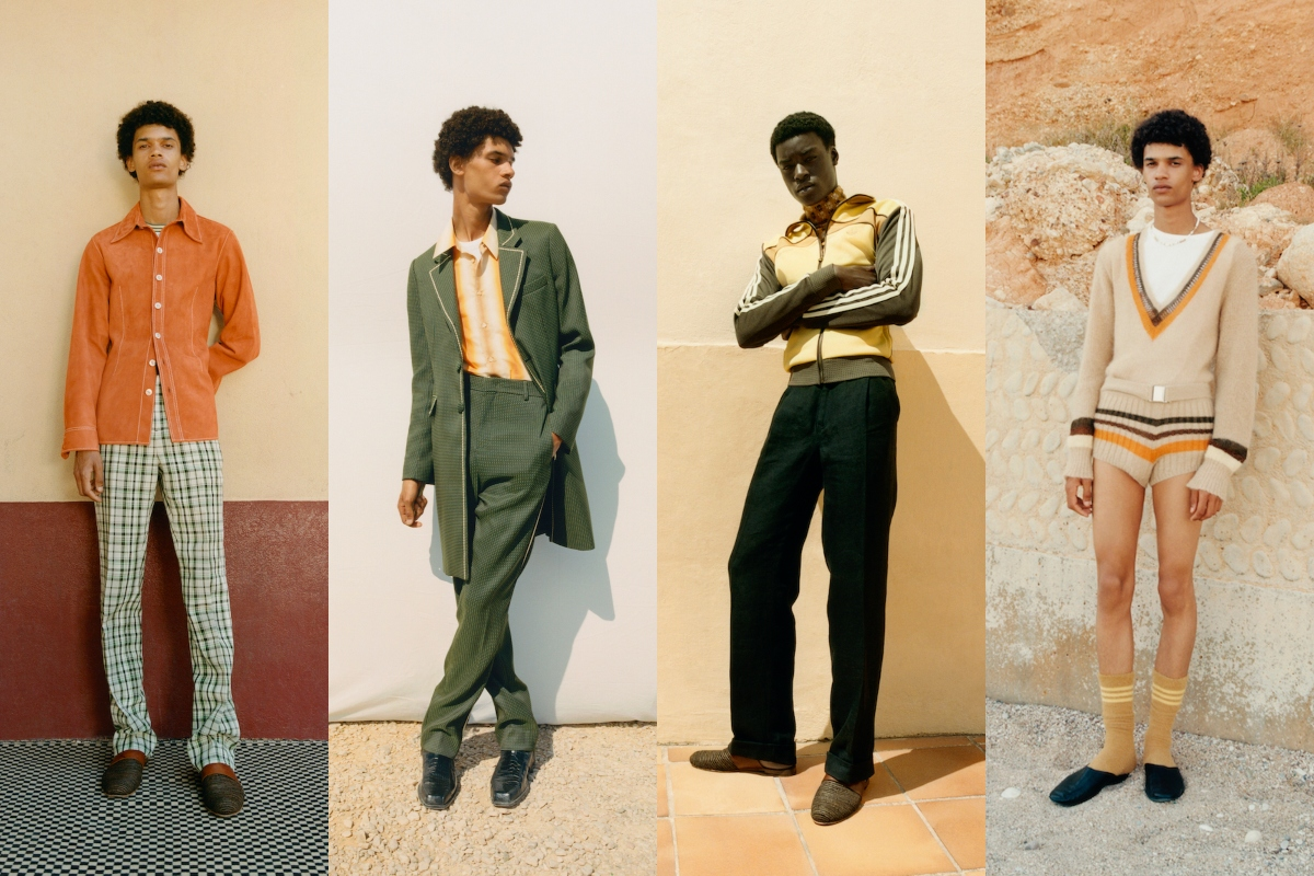MFW: Wales Bonner Spring/Summer 2022 Collection