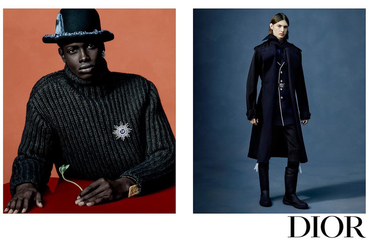 Dior Men Unveil more shots from Autumn/Winter 2021 Campaign