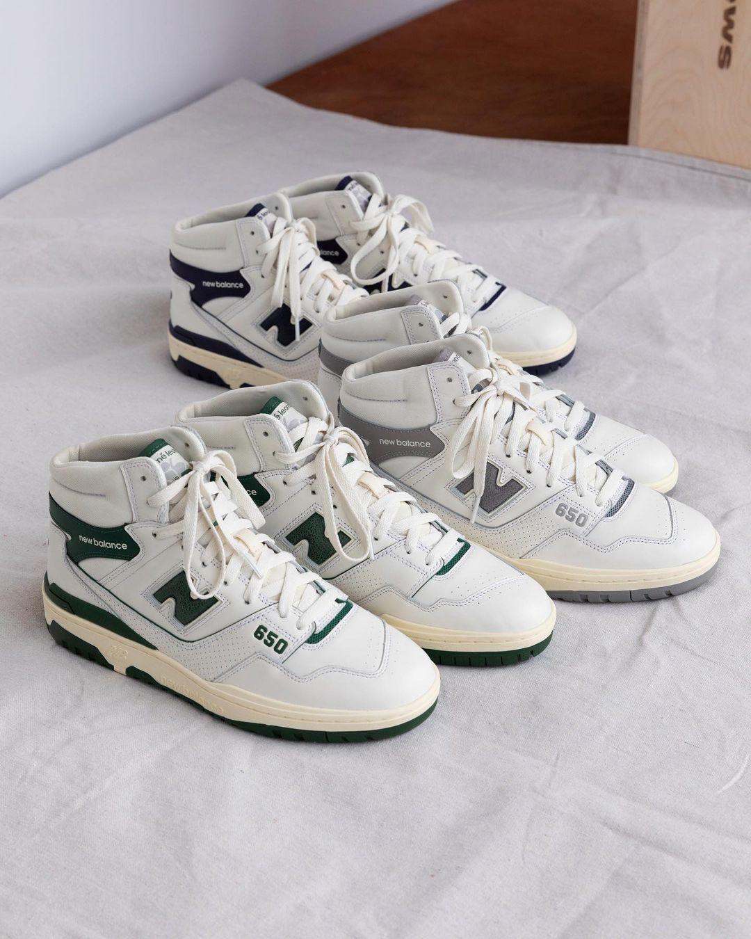 Aimé Leon Dore and New Balance Deliver More Nostalgia with Latest Sneaker