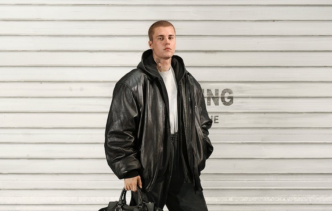 Justin Bieber Fronts Balenciaga's Latest Campaign