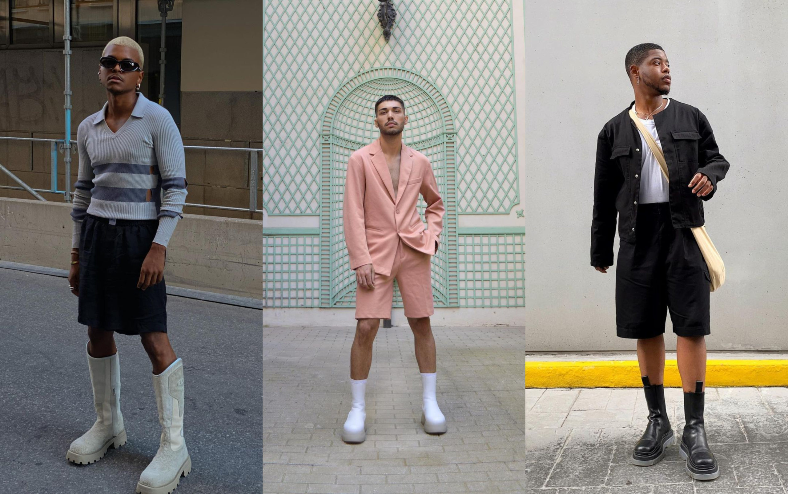 PAUSE Highlights: The Case for Pairing Shorts and Boots