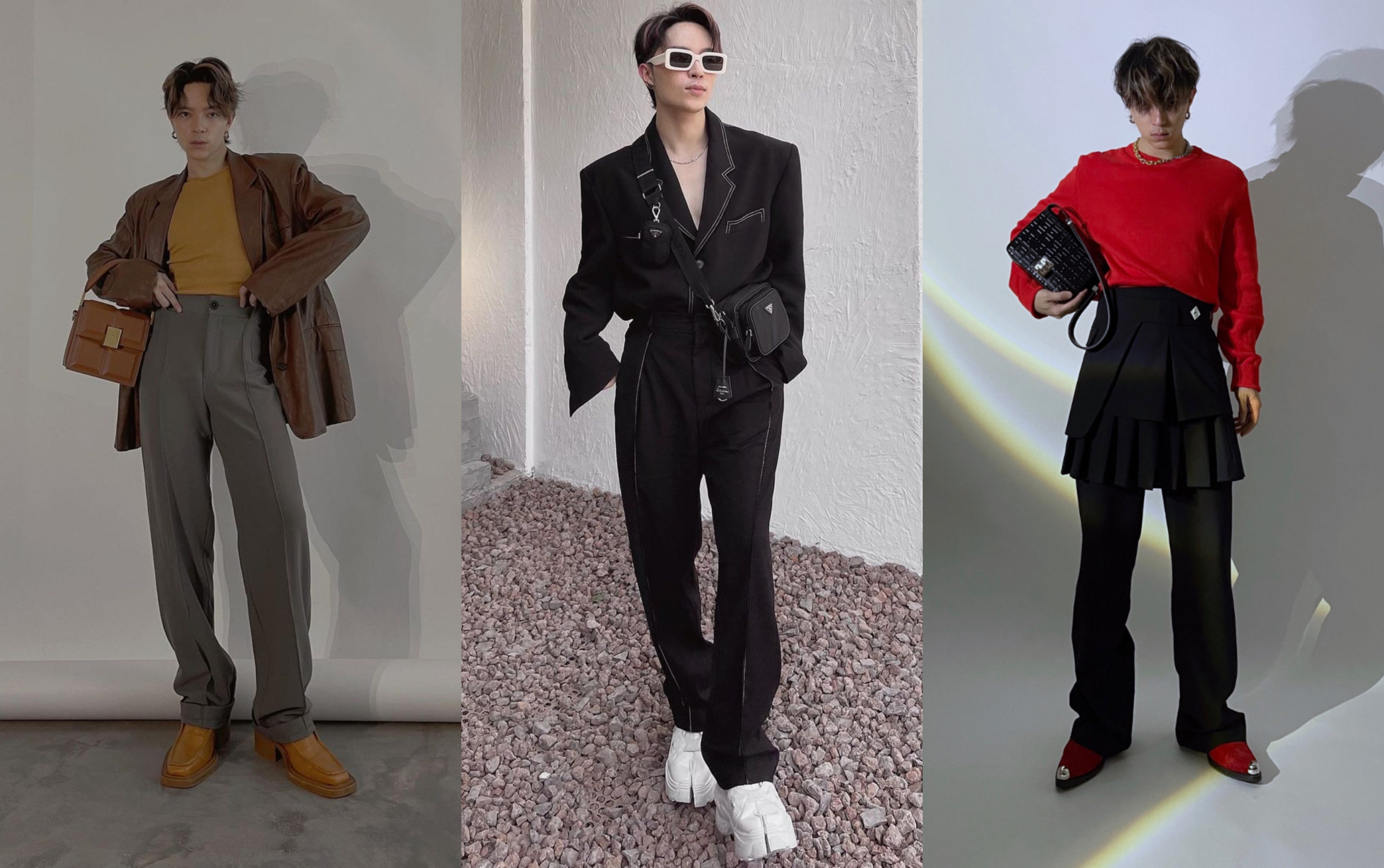 Discover Kelbin Lei's Fashion Investements