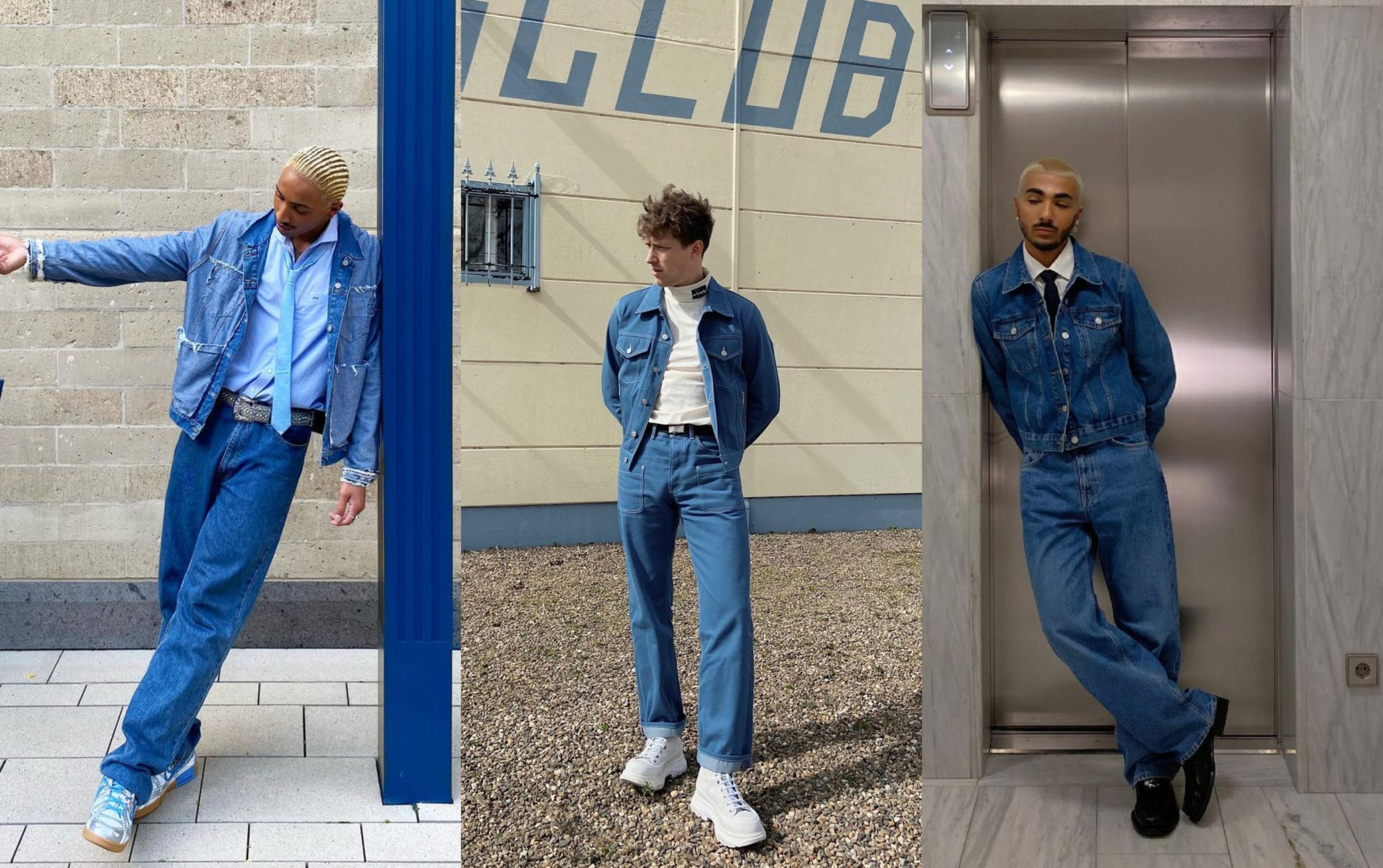 PAUSE Highlights: Is Double Denim Really a Fashion Faux Pas?